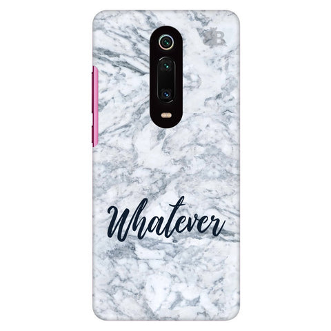 Whatever Xiaomi Redmi K20 Cover