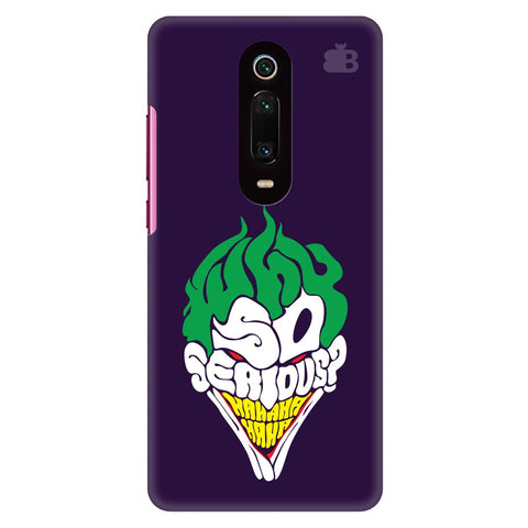 Why So Serious Xiaomi Redmi K20 Cover
