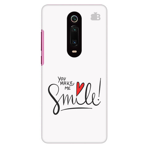You Make Me Smile Xiaomi Redmi K20 Pro Cover