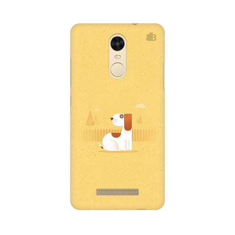 Calm Dog Xiaomi Redmi Note 3 Phone Cover