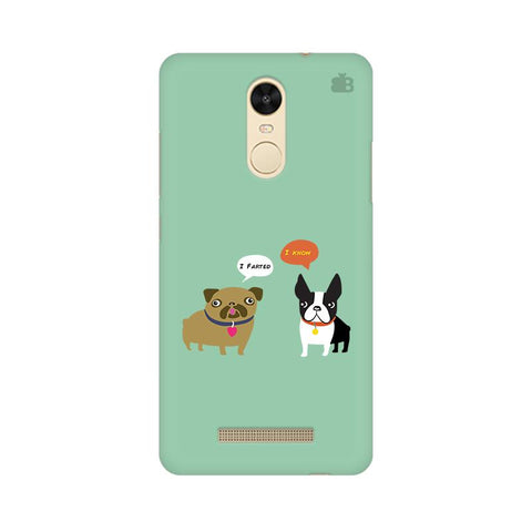 Cute Dog Buddies Xiaomi Redmi Note 3 Phone Cover