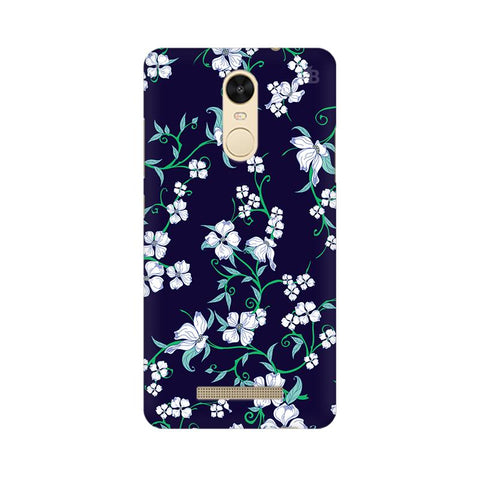 Dogwood Floral Pattern Xiaomi Redmi Note 3 Phone Cover