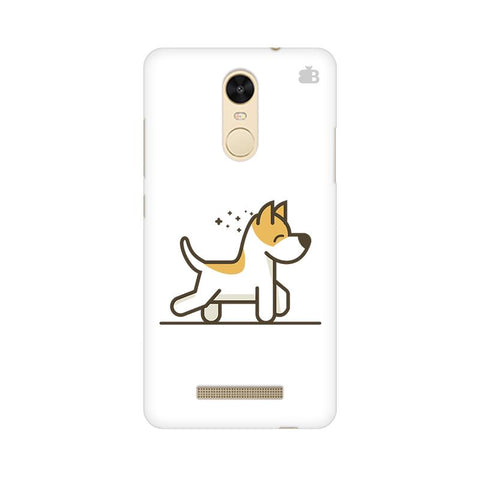 Happy Puppy Xiaomi Redmi Note 3 Phone Cover