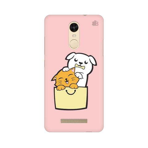 Kitty Puppy Buddies Xiaomi Redmi Note 3 Phone Cover