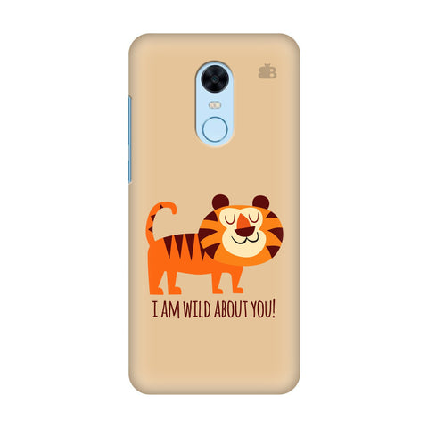 Wild About You Xiaomi Redmi Note 5 Cover