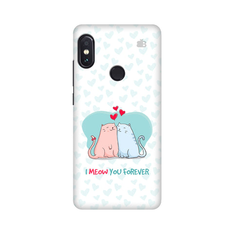 Meow You Forever Xiaomi Redmi Note 5 Pro Cover