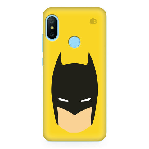 Angry Masked Superhero Xiaomi Redmi Note 6 Pro  Cover