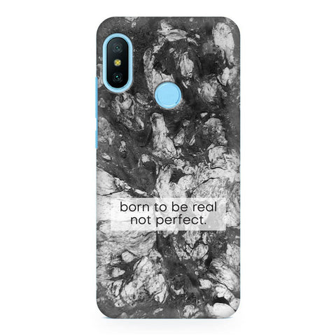 Be Real Xiaomi Redmi Note 6 Pro  Cover