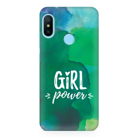 Girl Power Xiaomi Redmi Note 6 Pro  Cover