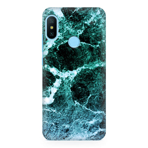 Sea Marble Xiaomi Redmi Note 6 Pro  Cover