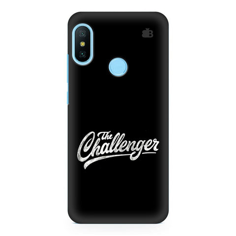 The Challenger Xiaomi Redmi Note 6 Pro  Cover