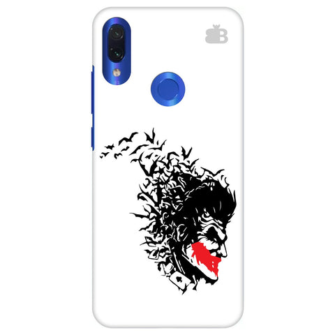Joker Bats Xiaomi Redmi Note 7 Cover
