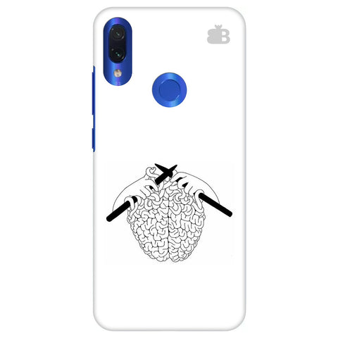 Weaving Brain Xiaomi Redmi Note 7 Cover