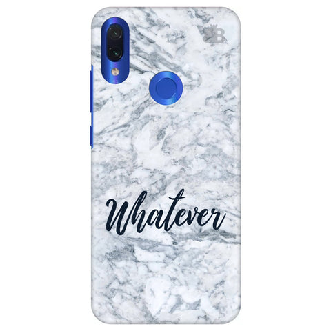 Whatever Xiaomi Redmi Note 7 Cover
