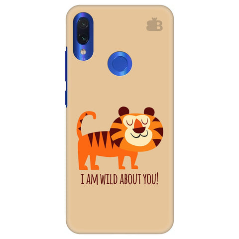 Wild About You Xiaomi Redmi Note 7 Cover