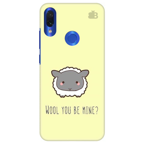 Wool Xiaomi Redmi Note 7 Cover