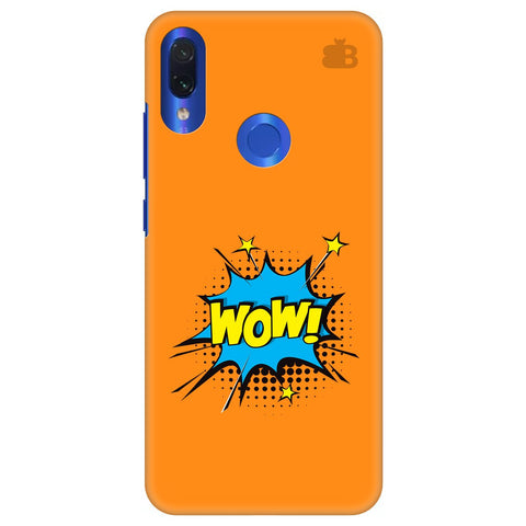 Wow! Xiaomi Redmi Note 7 Cover