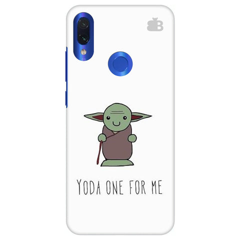 Yoda One Xiaomi Redmi Note 7 Cover