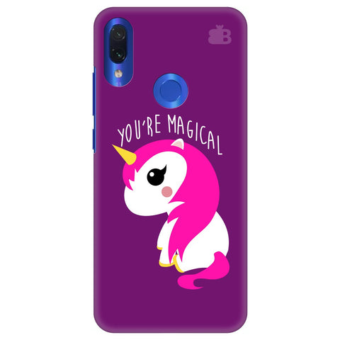 You re Magical Xiaomi Redmi Note 7 Cover
