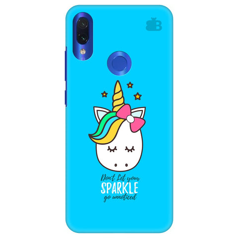 Your Sparkle Xiaomi Redmi Note 7 Cover