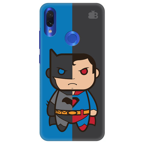 Cute Superheroes Annoyed Xiaomi Redmi Note 7 Pro Cover