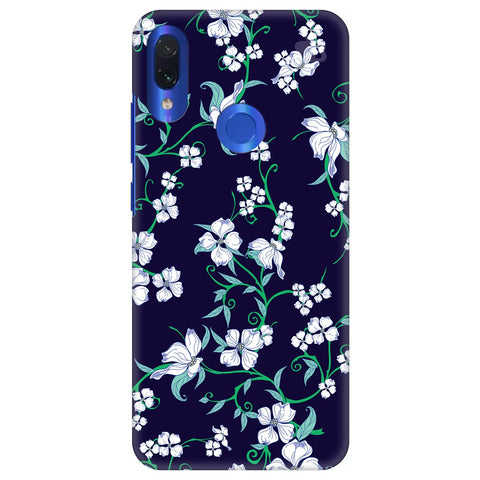 Dogwood Floral Pattern Xiaomi Redmi Note 7 Pro Cover