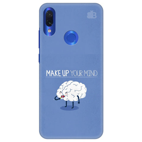 Make up Mind Xiaomi Redmi Note 7 Pro Cover