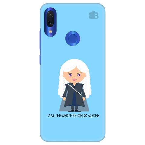 Mother of Dragons Xiaomi Redmi Note 7 Pro Cover