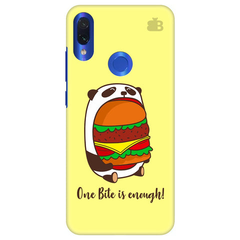 One Bite Xiaomi Redmi Note 7 Pro Cover