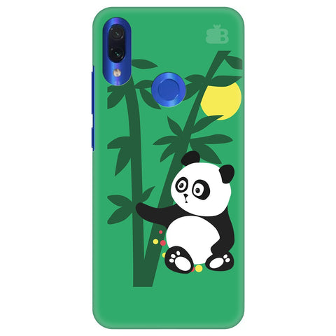 Panda in Woods Xiaomi Redmi Note 7 Pro Cover