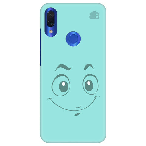 Smiley! Xiaomi Redmi Note 7 Pro Cover