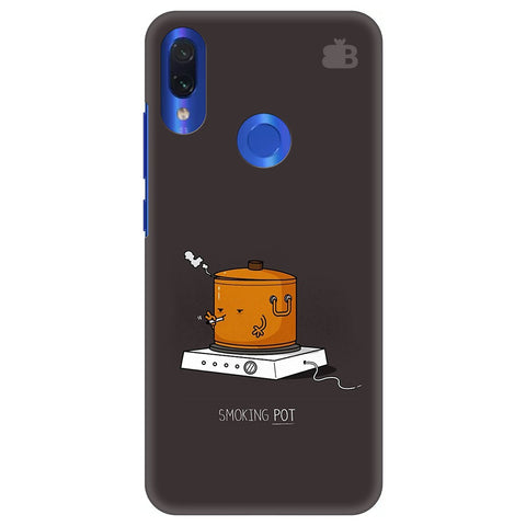 Smoking Pot Xiaomi Redmi Note 7 Pro Cover