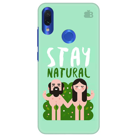 Stay Natural Xiaomi Redmi Note 7 Pro Cover