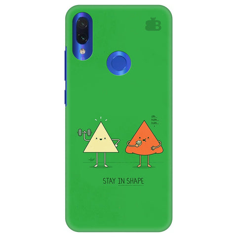 Stay in Shape Xiaomi Redmi Note 7 Pro Cover