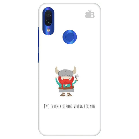 Strong Viking Xiaomi Redmi Note 7 Pro Cover