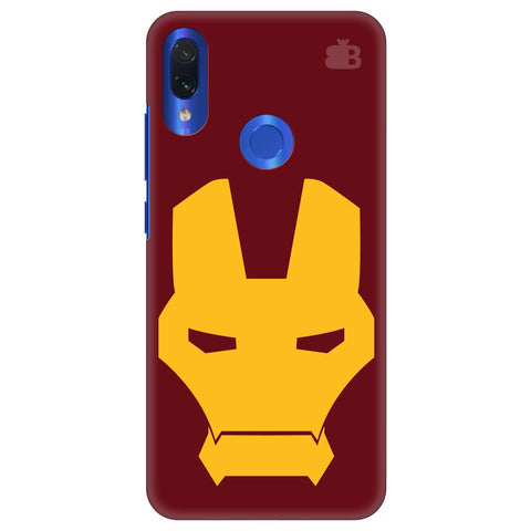 Superhero Mask Xiaomi Redmi Note 7 Pro Cover