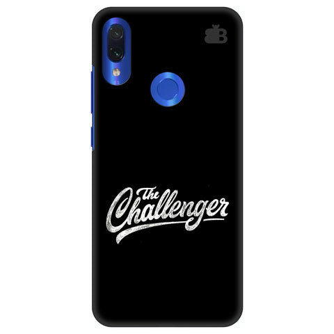 The Challenger Xiaomi Redmi Note 7 Pro Cover