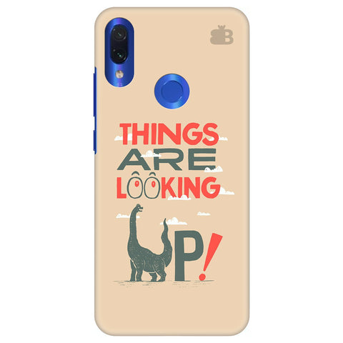 Things are looking Up Xiaomi Redmi Note 7 Pro Cover