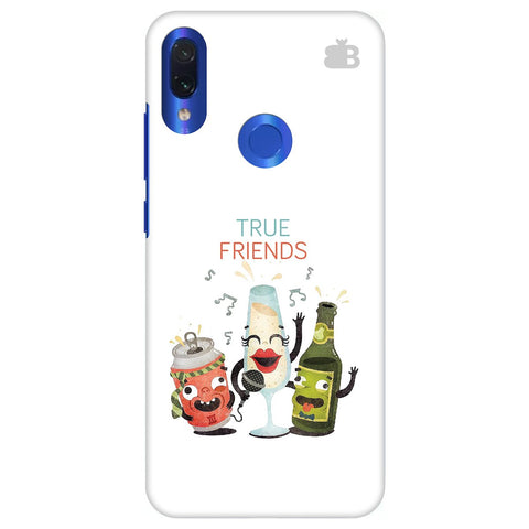 True Friends Xiaomi Redmi Note 7 Pro Cover