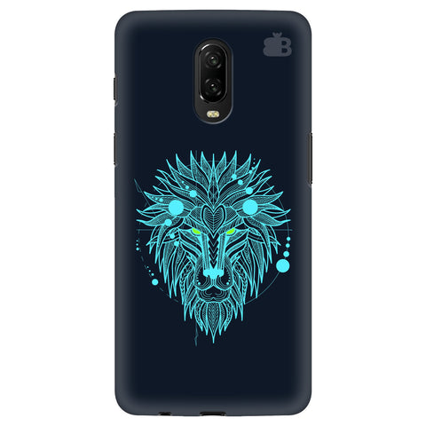 Abstract Art Lion Xiaomi Redmi Note 8 Cover