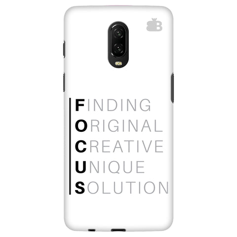 Focus Xiaomi Redmi Note 8 Cover