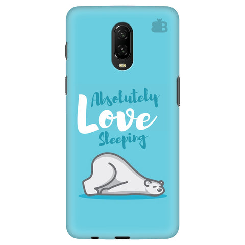 Love Sleeping Xiaomi Redmi Note 8 Cover