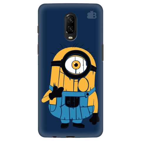 Minion Typography Xiaomi Redmi Note 8 Cover