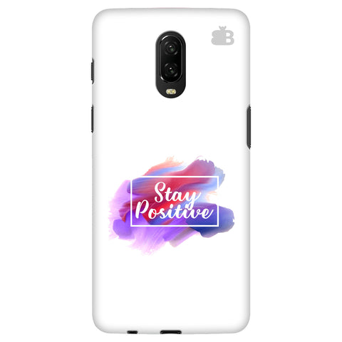Stay Positive Xiaomi Redmi Note 8 Cover