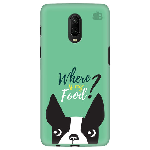 Where Is My Food Xiaomi Redmi Note 8 Cover