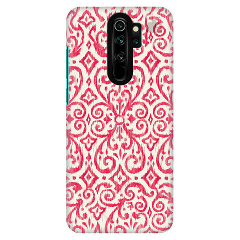 Bright Ikat Art Xiaomi Redmi Note 8 Pro Cover