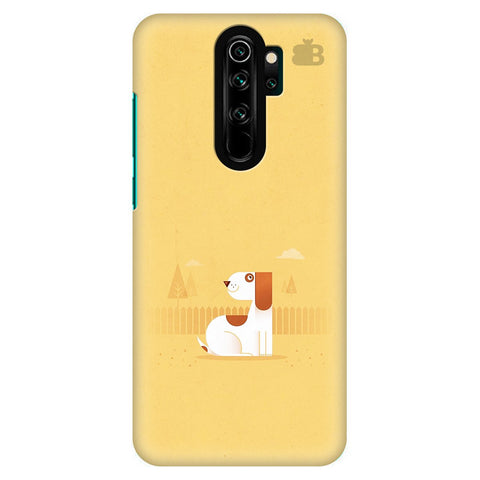 Calm Dog Xiaomi Redmi Note 8 Pro Cover