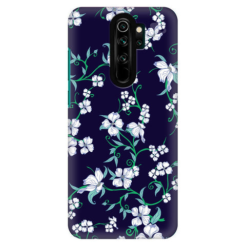 Dogwood Floral Pattern Xiaomi Redmi Note 8 Pro Cover