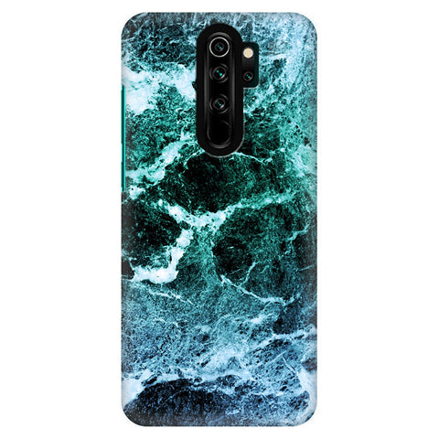 Sea Marble Xiaomi Redmi Note 8 Pro Cover