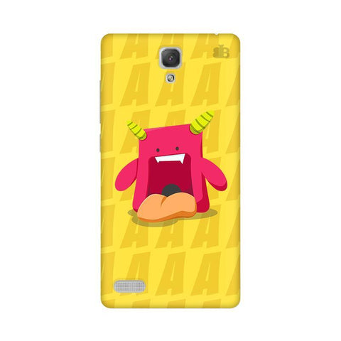 Aaaaa! Xiaomi Redmi Note Prime Phone Cover